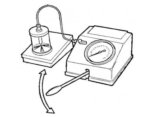 Проверка качества распыления топлива