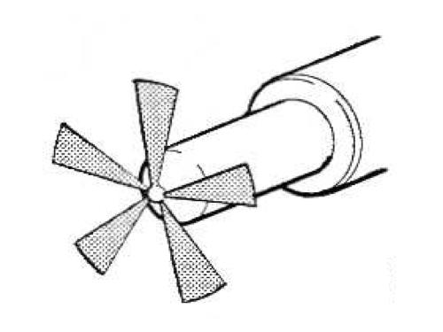 Правильная форма распыла распылителя