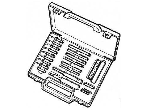 Набор инструментов 587 179 для очистки распылителя